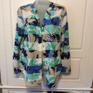 Uniquely Different Liz Claiborne Shirt PM